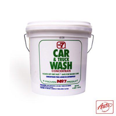 CAR & TRUCK WASH
