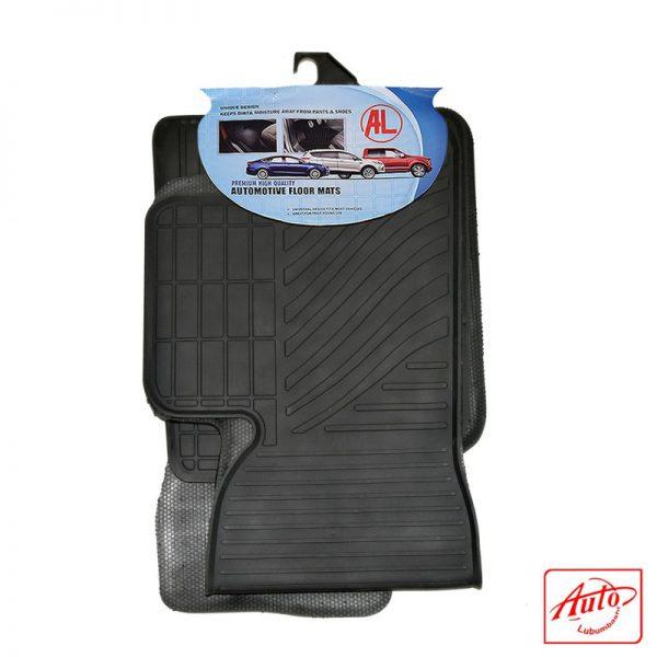 CAR MAT HILUX BLACK