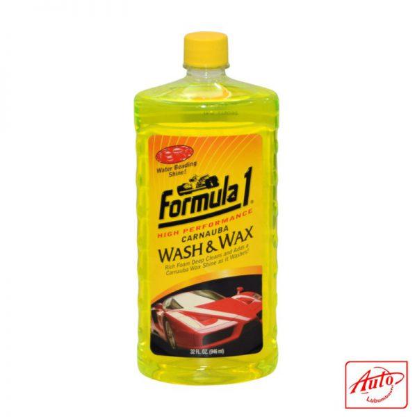 FORMULA 1 CARNAUBA WASH&WAX