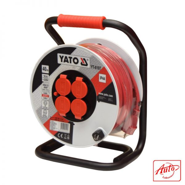 CABLE REEL 40M