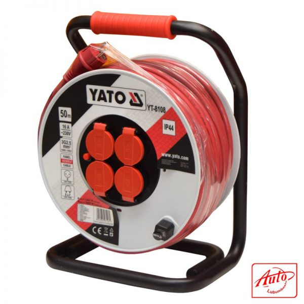 CABLE REEL 50M