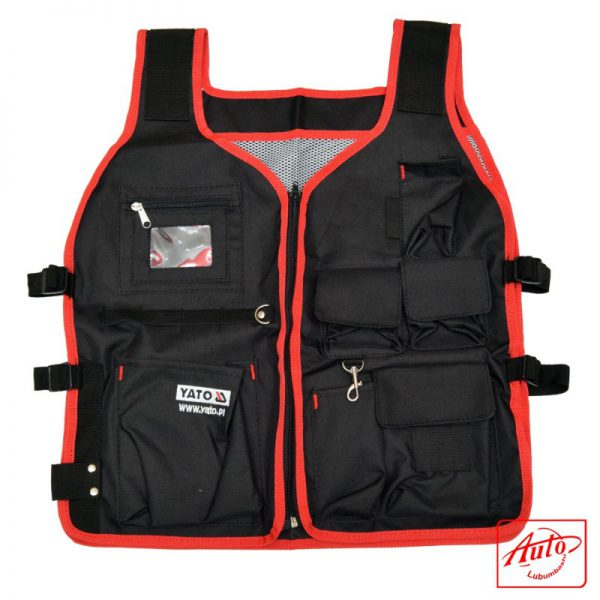 VEST WITH POCKETS