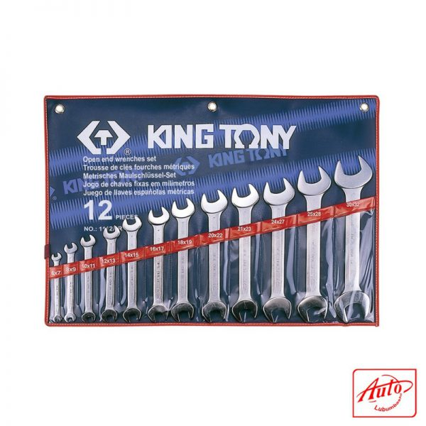 DOUBLE OPEN END WRENCH SET