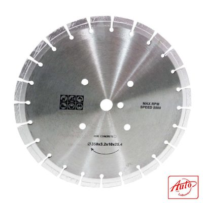 CUTTING DISC FOR CONCRETE