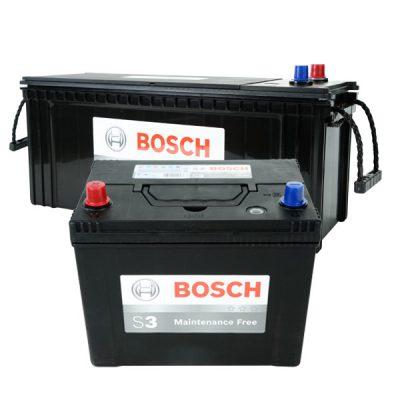 BOSCH Batteries Maintenance Free