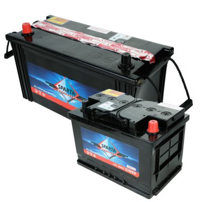 SPARTA Batteries Dry Charged